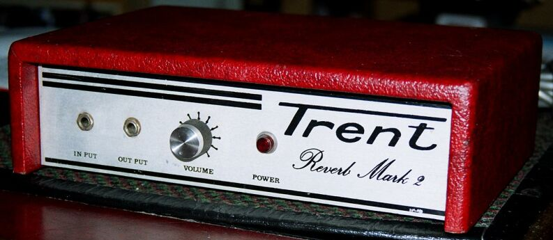 Stand-alone reverb