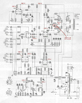 Another AC30 circuit